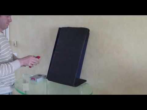 How to fix Acrylic * Fixation mat * Fixierhaftmatte