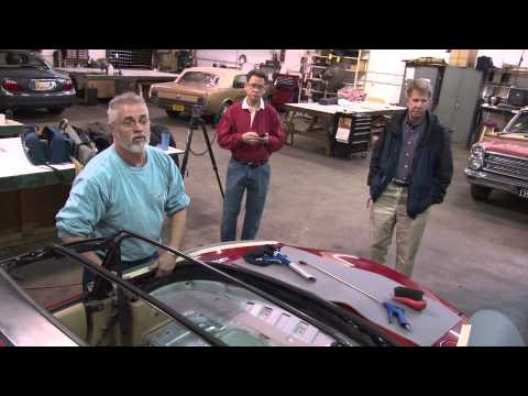 Convertible Top Replacement Demo