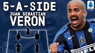 Fantasy 5-a-Side | Juan Sebastián Verón | Serie A