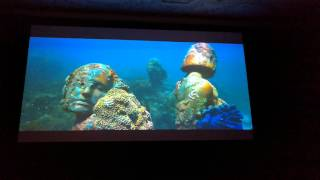 """Damien Hirst """"Treasures From the Wreck of the Unbelievable"""" at Palazzo Grassi"""