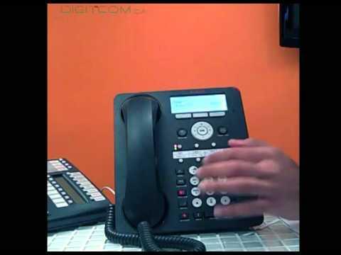 Avaya IP Office | Initializing your Voicemail Inbox | Digitcom.ca