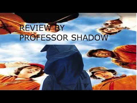 Holes Review by Professor Shadow