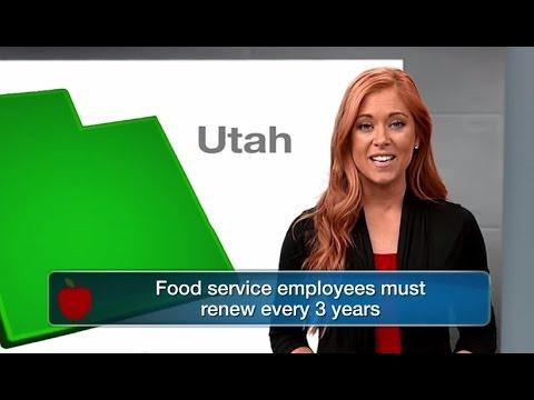 Utah Food Handlers Permit - How to Get your Food Handlers Permit Online
