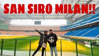 BELI BAJU BAYI DI SAN SIRO MILAN!!! CITRA REZKY!