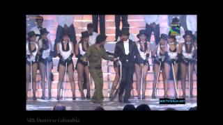 Shah Rukh Khan Performance en 58th Idea Filmfare Awards