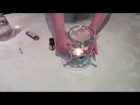 Perfume Sample Air Diffuser & Air Freshener