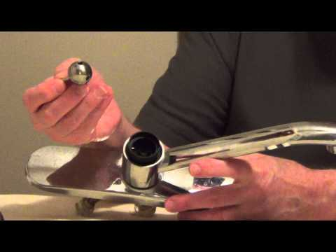 Fix Leaky Faucet - Ball Style Single Handle