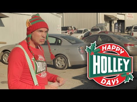 Gingerbread!? - Holley Days Ep. 5 - Director's Cut