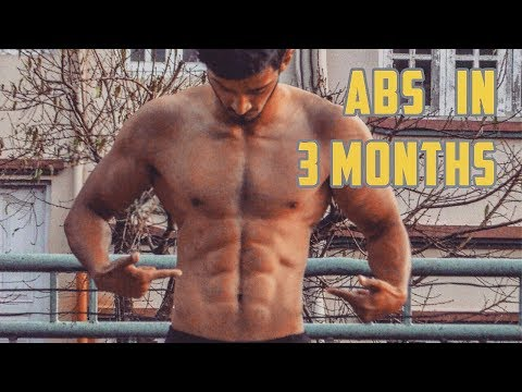 ABS IN 3 MONTHS | No equipment needed | 10 minutes |