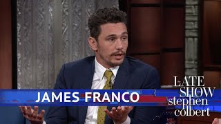 James Franco Supports