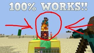 Fake How To Spawn Herobrine In Minecraft 189 June 2016 100 Fake