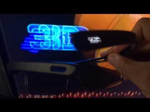 3D Test: Sony Bravia 49