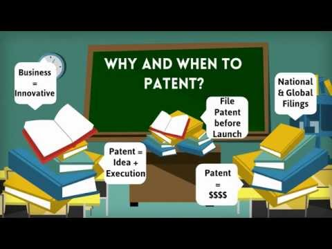 How To Protect Your Idea- Patent Filing Procedure, Patent Research Strategy