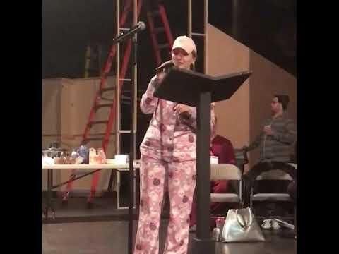 #TechWeekTeaser - Mrs. Potts (Emily Nadler)