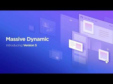 Massive Dynamic | Live Website Builder