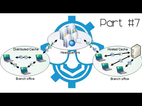Configure BranchCache Client PCs for Distributed Mode in Windows Server 2016 [Part 7]
