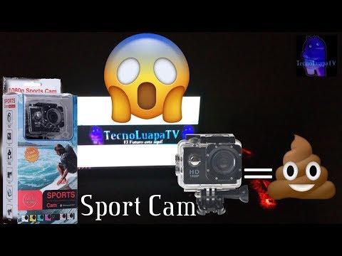Sport Cam !! | Fraude Cuidado al comprar en WISH