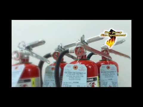 Fire Extinguisher Service Haledon NJ
