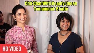 Tamannaah Bhatia Launches First Digital Series Vanity Diaries With Lekha Gupta