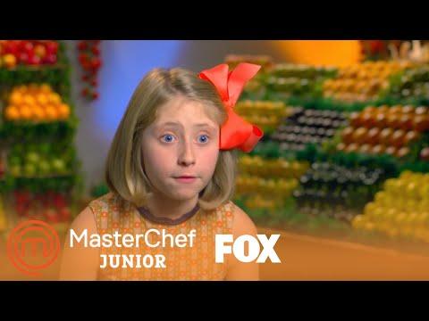 The Kids Struggle To Find Room In The Kitchen | Season 6 Ep. 8 | MASTERCHEF JUNIOR