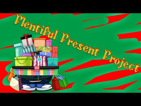 Plentiful Present Project: Club Penguin Comedy Video #9 (Holiday Special)