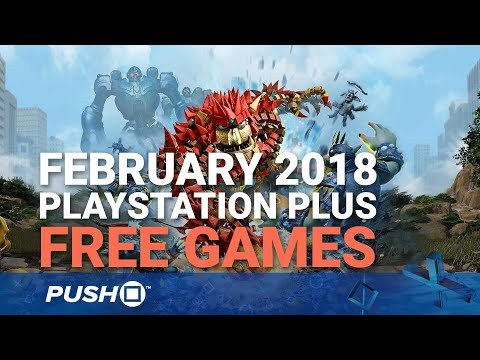 Free PS Plus Games Announced: February 2018 | PS4, PS3, Vita | Full PlayStation Plus Lineup