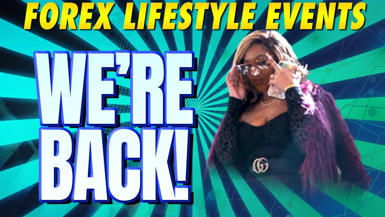We're Back! | Forex Lifestyle Event | My First Women's Empowerment Dinner