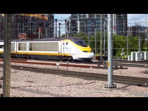 London Paddington & St Pancras 6 June 2015 & Exeter St Davids 5 July 2015