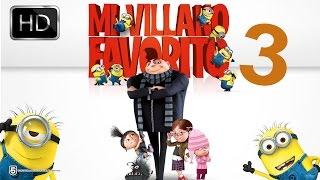 Mi villano favorito 3 TRAILER OFICIAL Español Full HQ