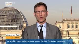 Fall Amri: Oliver Malchow im Tagesgespräch am 28.03.2017