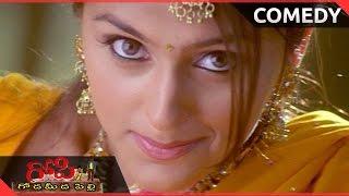 Gopi - Goda Meedha Movie || Allari Naresh , Gowri Munja Comedy Scene