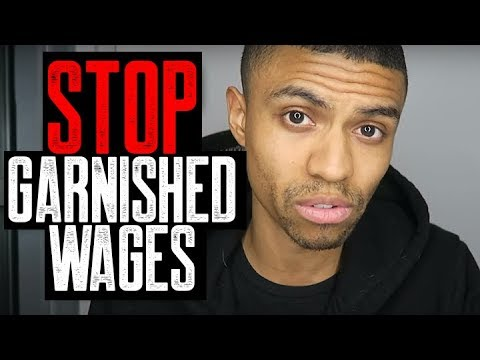 CREDIT REPAIR SECRETS || STOP GARNISHED WAGES || HOW DID I GET A DEFAULT JUDGEMENT & PREVENTING THEM