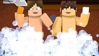 Minecraft Épico #39 - PELADO COM O JAZZ NO BANHEIRO !!!