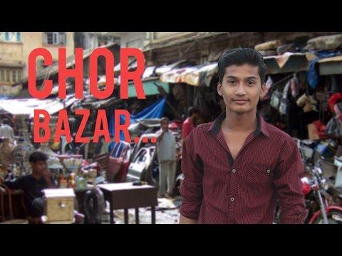Chor Bazaar in Karachi | Mukkah Chowk | Vlog #2 😀