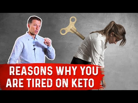 The 7 Reasons Why You Are Tired on Keto (Ketogenic Diet)