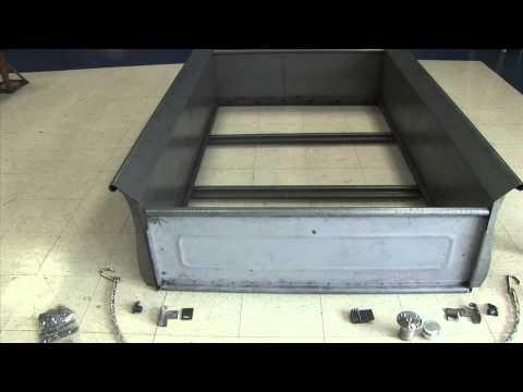SRPM Street Rods - Pickup Truck Beds