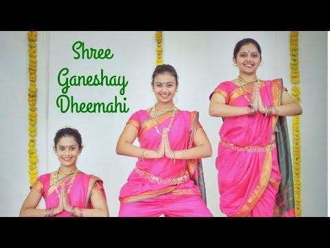 Happy Ganesh Chaturthi | Semi Classical | Team Naach Choreography