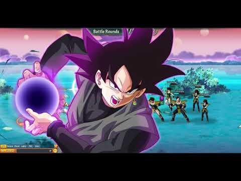 Dragon Ball Z Online (God of Destruction Trials Hard)