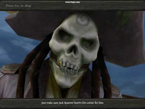 Pirates Of The Caribbean Online Trailer