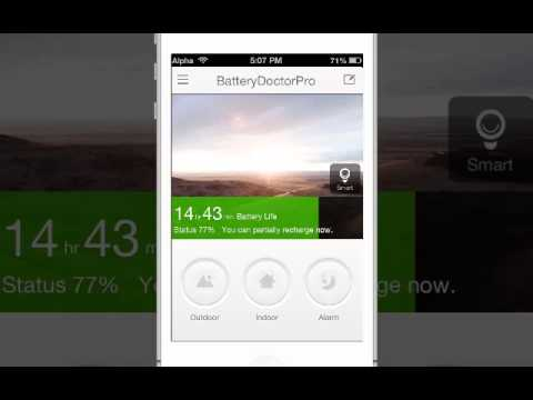 BatteryDoctorPro Review and Free Download for iOS