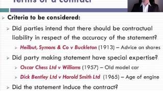 Download Contractual Terms (1 of 3) Video
