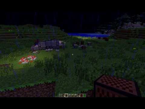 Minecraft Tut-Clock Circuit -1 Minute tut