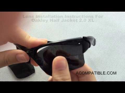 Half Jacket 2.0 XL Lens Replace Instruction - Acompatible.com