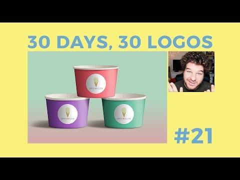 30 Days, 30 Logos #21 - Sprinkles
