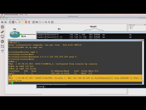 Download GNS3 Talks: How to connect GNS3 to a physical network (Part 1)