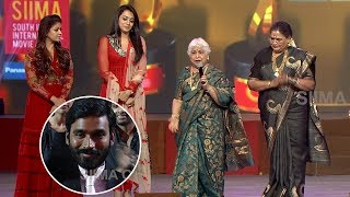 South Indian Stars Honouring Sowcar Janaki