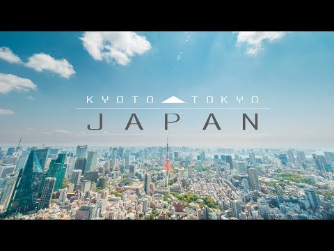 Trailer of JAPAN - Kyoto, Tokyo and more
