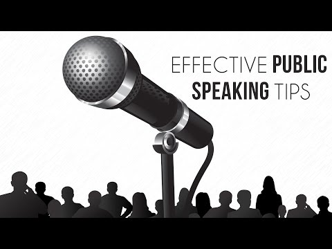 Live & Work Better | How To Improve Your Public Speaking Skills