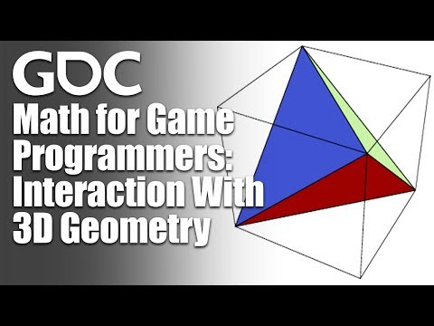 Math for Game Programmers: Interaction With 3D Geometry