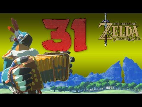 Zelda Breath of The Wild [31]: Faron Heights